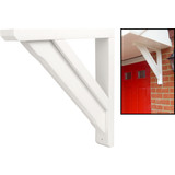 Porch Gallow Brackets - Construction & Insulation from Toolstation