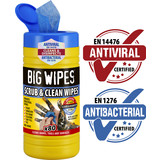 Wipes, Cloths & Rolls - Cleaning & Pest Control from Toolstation