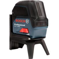 Bosch GCL 2000 Self-Levelling Cross Line Laser