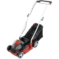 Einhell 36V 33cm Li-Ion Cordless Lawnmower + Free Grass Trimmer