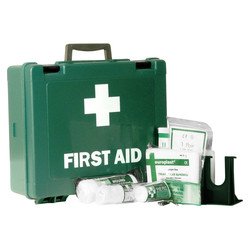 HSE Compliant First Aid Kit Medium 1 - 10 People - 10013 - from Toolstation