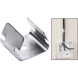 D Line Trade SAFE-D 30 Fire Rated Cable Clips For 25mm+ Trunking - 10038 - from Toolstation
