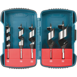 Makita Makita Stubby Auger Bit Set 16-32mm - 10045 - from Toolstation