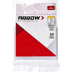 Arrow Arrow Glue Sticks 4 Inch - 10071 - from Toolstation