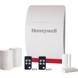 Honeywell Honeywell Wireless Quick Start Home Alarm Kit  - 10171 - from Toolstation
