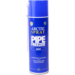Arctic Hayes Spray Aero Pipe Freezer Refill Can 300ml