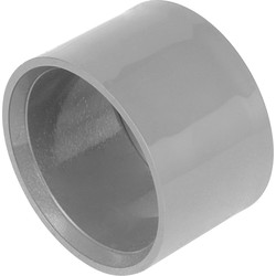 Aquaflow Solvent Weld Reducer 40 x 32mm Grey - 10223 - from Toolstation