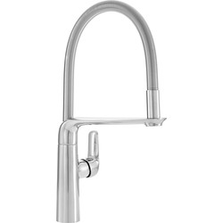 Highlife Linton Pull Out Mono Mixer Kitchen Tap  - 10358 - from Toolstation