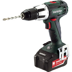 Metabo Metabo SB 18 LT 18V Li-Ion Cordless Combi Drill 2 x 4.0Ah - 10388 - from Toolstation