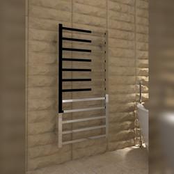 Kudox Paco Chrome Designer Towel Radiator