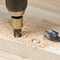 Snappy Drill Countersink & Plug Cutter Set