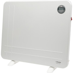 Dimplex Dimplex Slimline Panel Heater with Timer 400W - 10414 - from Toolstation