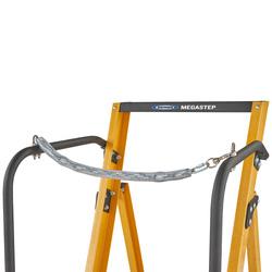 Youngman Fibreglass Megastep With Handrail