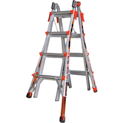 Little Giant Little Giant Xtreme Multi-Purpose Ladder 4 Rung - 10691 - from Toolstation