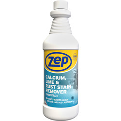 Zep Zep Commercial Calcium, Lime & Rust Remover 1L - 10833 - from Toolstation