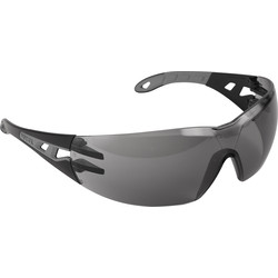 Uvex Uvex Pheos Smoke Lens Safety Glasses  - 10845 - from Toolstation