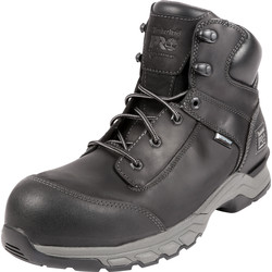 Timberland Pro Timberland Hypercharge Safety Boots Black Size 9 - 10870 - from Toolstation