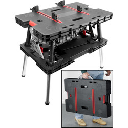 Keter Keter Folding Work Bench  - 10910 - from Toolstation