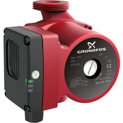Grundfos Grundfos UPS2 15-50/60 Central Heating Circulating Pump 240V - 10934 - from Toolstation
