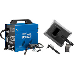 Draper Draper 100A Gasless MIG Welder Set 230V - 10990 - from Toolstation