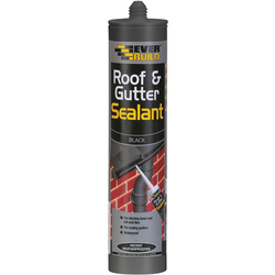 Roof & Gutter Sealant 300ml Black