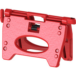 JSP JSP Alphabloc™ 1M Red - 11092 - from Toolstation