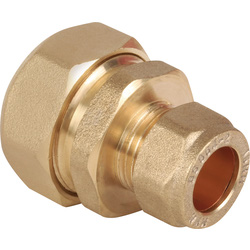"Copper Lead to Copper Coupler 1/2"" 6lb x 15mm - 11183 - from Toolstation"