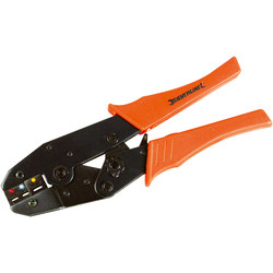 Blue Expert Ratchet Crimper  - 11261 - from Toolstation