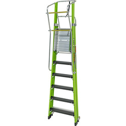 Little Giant Little Giant StadiumStep 7 Tread SWH 3.55m - 11348 - from Toolstation