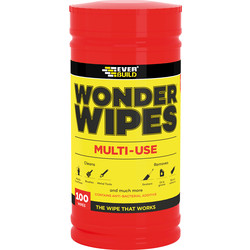 Multi Use Wonder Wipes 100 Wipes