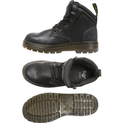 Dr Martens Dr Martens Brace Safety Boots Black Size 10 - 11388 - from Toolstation