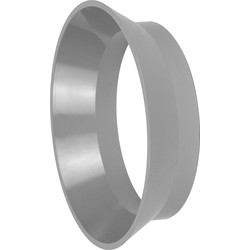 Aquaflow 110mm Weathering Collar Grey - 11402 - from Toolstation