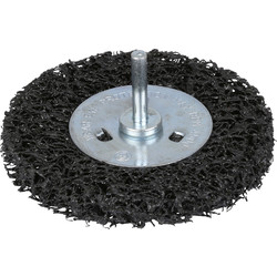 Abracs Abracs Poly Abrasive Wheel Brush 100 x 13mm - 11419 - from Toolstation