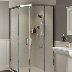 Mira Platinum Thermostatic Digital Mixer Shower