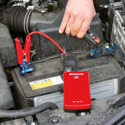 Einhell 12V Jump Start Power Bank