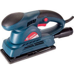 Silverstorm Silverstorm 150W 1/3 Sheet Sander 230V - 11884 - from Toolstation