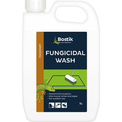 Bostik Bostik Fungicidal Wash 5L - 11941 - from Toolstation