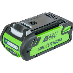 Greenworks 40V Li-Ion Battery 2.0Ah Battery Only