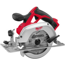 Milwaukee Milwaukee HD18CS-402B 18V Li-Ion 165mm Cordless Circular Saw Body Only - 12242 - from Toolstation