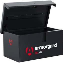 Armorgard Armorgard OxBox OX5 Van Box 810 x 478 x 380mm - 12243 - from Toolstation