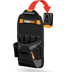 ToughBuilt ToughBuilt ClipTech™ Tool Storage Technicians Pouch - 12431 - from Toolstation