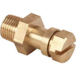 "Pressure Test Point Fitting 1/8"" Nipple - 12525 - from Toolstation"