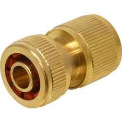 "Brass Quick Connector 1/2"" - 12553 - from Toolstation"