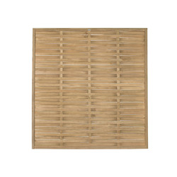 Forest Garden Pressure Treated Woven Fence Panel