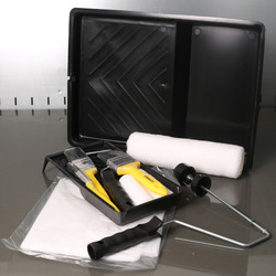 Stanley 11 Piece Roller & Paintbrush Set