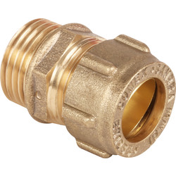 "Conex Banninger Conex 302 Compression Male Connector 22mm x 3/4"" - 12644 - from Toolstation"
