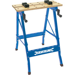 Silverline Work Bench  - 12739 - from Toolstation