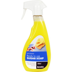 Sugar Soap Spray 500ml - 12749 - from Toolstation