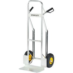 Stanley Stanley HT525 Aluminium Hand Truck 200kg - 12769 - from Toolstation