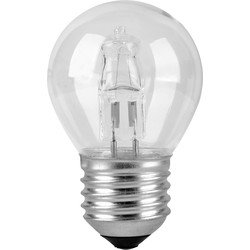 Corby Lighting Corby Lighting Halogen Mini Globe Dimmable Lamp 28W  E27/ES 370lm - 12783 - from Toolstation
